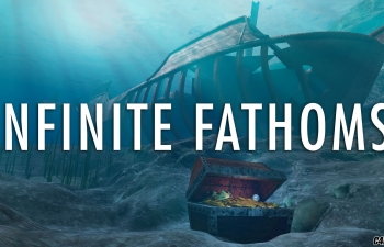 C4D预设 无限海底世界预设1.0 Infinite Fathoms v1.0