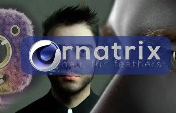 Ornatrix v2高级毛发插件汉化版
