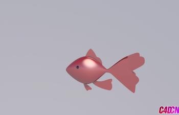 简单的金鱼