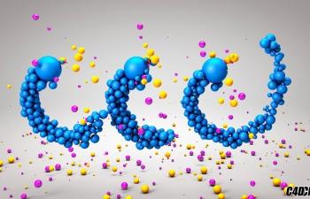 C4D教程-粒子动画教程