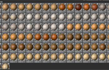 100个竹简材质和纹理贴图