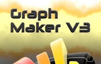 C4D预设 图表生成器预设 Graph Maker v.1