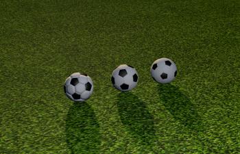 周练足球练习