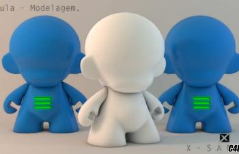 c 4 d -建模玩具艺术教程