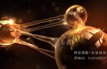 CUBE动态视频设计《山东卫视LOGO演绎动画》