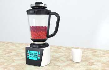 个人练习——榨汁机