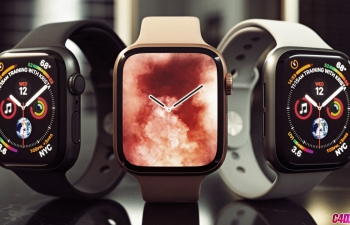 Apple Watch苹果智能手表3D模型