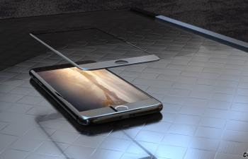 苹果手机壳视频场景渲染场景模型 含视频