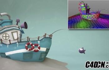C4D教程 UV编辑入门教程 CINEMA 4D UV Mapping Fundamentals