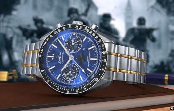 C4D模型 手表模型(含材质)