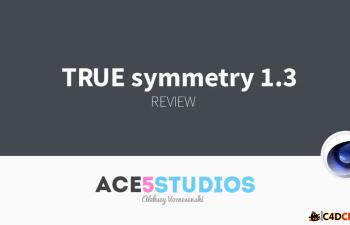 对称插件汉化版 True Symmetry 1.3