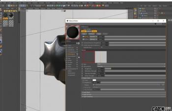 NIKO教程:旋钮的建模及渲染