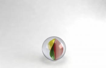 C4D教程 Vray玻璃材质制作教程