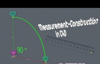 C4D测量工具C4D教程
