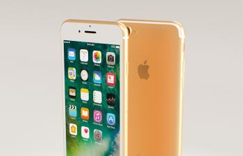 C4D模型 苹果7手机模型 iPhone7 model