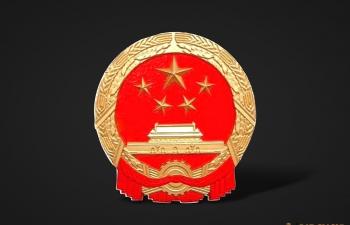 国徽贴图版