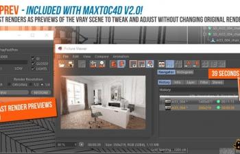 maxtoc4d v2.0汉化xx版