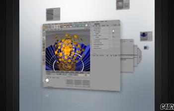 C4D教程 声音效果器全面入门教程 Digital Tutors - Sound Effector in CINEMA 4D