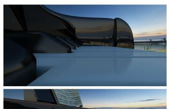 3D模型 湖边钢琴