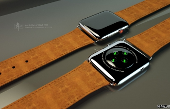 [舞夜作品] 高精度模型,苹果Watch