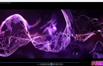 C4D教程 XParticles粒子插件景深渲染