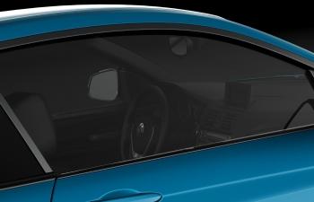 宝马巴伐利亚机械制造厂M-power M2双门跑车汽车模型