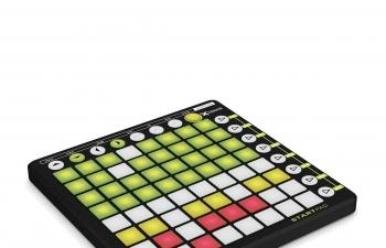 C4D模型 舞台控制器键盘模型