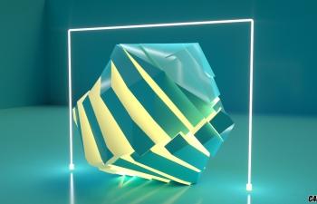 octane-发光材质