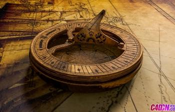 大航海时代(一个小罗盘)