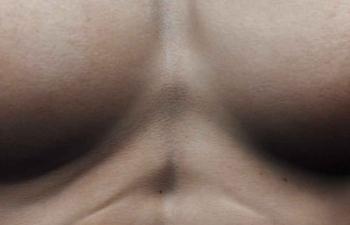 Octane渲染器人体写实皮肤材质工程C4D模型