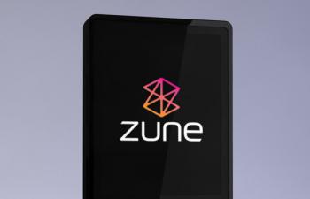 C4D模型 120GB音乐播放器模型 MP3模型 ZUNE 120GB MP3