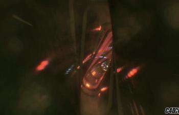 C4D精品工程 No.166 梦幻灯光线洞穴穿梭动画工程