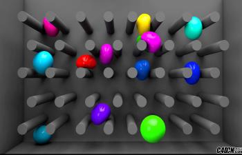 CINEMA 4D教学——创建软体动态模拟
