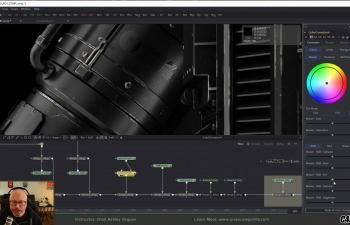 C4D教程-使用Redshift为Cinema 4D节省自定义AOV的时间