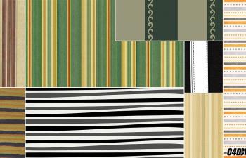 68张条纹 布料贴图素材