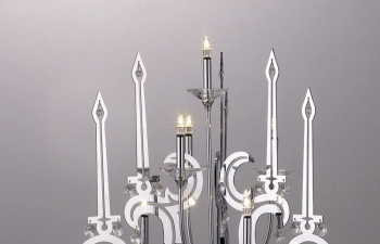 3D模型 现代装饰灯模型 MT6220-7C