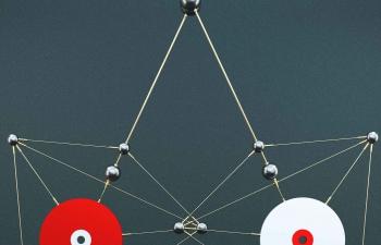 Octane渲染器唱片网格C4D模型