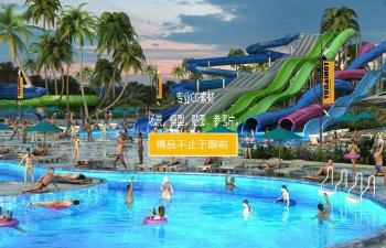 3D模型 海洋游泳馆