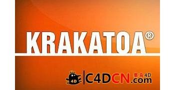 最新Krakatoa2.3.2.57369粒子渲染器 希格斯玻中英文汉化对照xx版