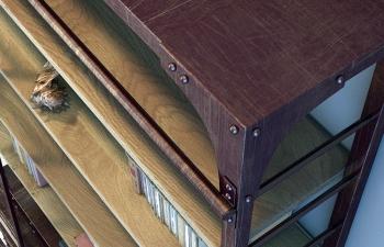 书架 书本 奖杯 钟表 等装饰品模型