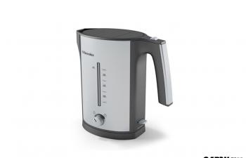 C4D模型 家用电器 水壶