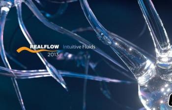 Realflow 2015与C4D接口插件中英文双语汉化
