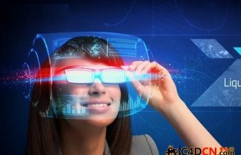 C4D虚拟现实全景渲染插件汉化版Cineversity CV-VRCAM 1.50